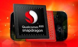 انتشار نتایج شگفتانگیز بنچمارک پردازنده اسنپدراگون 835