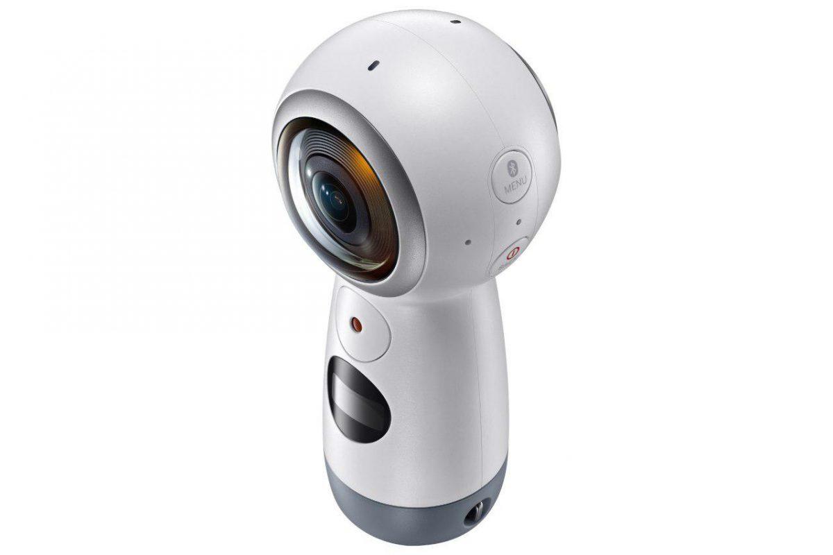 سامسونگ اپلیکیشین موبایل دوربین Gear 360 را منتشر کرد