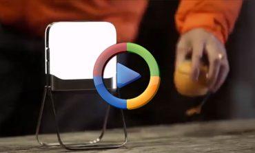اولین فانوس هوشمند و مسطح دنیا را بشناسید (ویدئوی اختصاصی)