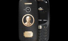 نسخه لوکس نوکیا 3310 مزین به پرتره پوتین روانه بازار خواهد شد