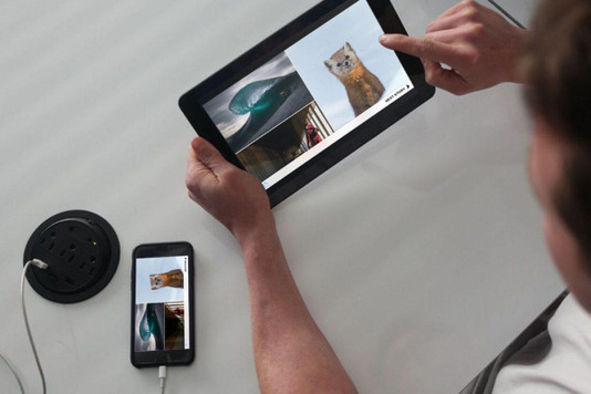 """گجت """"Superscreen"""" گوشی آیفون یا اندرویدیتان را تبدیل به تبلت میکند"""