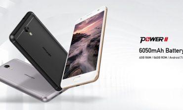 گوشی اولفون پاور 2 با باتری فوقالعاده 6050 میلیآمپری معرفی شد