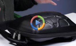یک کوله پشتی خاص مجهز به اسپیکر! (ویدئو اختصاصی)