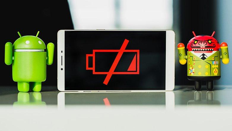 androidpit-battery-low-1-w782-2 باتری گوشیهای سال 2018 شارژدهی کمتری نسبت به باتری گوشیهای گذشته دارند!