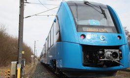 قطار با سوخت هیدروژنی آزمایشهای لازم را در کشور آلمان پشت سر گذاشت