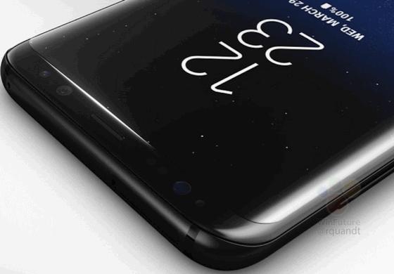 دسترسی سریع به دوربین در گلکسی S8 نیز وجود دارد!