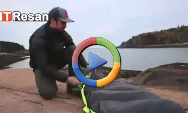 کیسه خواب با قابلیت تنظیم دما (ویدئوی اختصاصی)