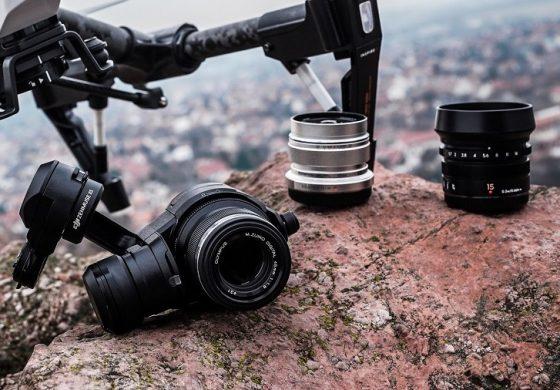 DxOMark دوربین پهپادها را آزمایش میکند