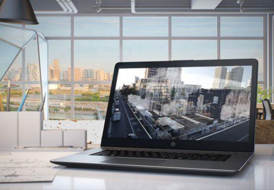 اچپی لپتاپهای جدید سری ZBook خود را معرفی کرد