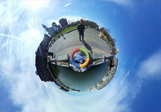 آشنایی با دوربین Gear 360 سامسونگ (ویدئو اختصاصی)