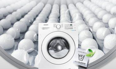 آیا فناوری شستشو بهوسیله حباب در لباسشوییهای سامسونگ واقعا موثر است؟