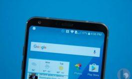 الجی G6 مینی با صفحه نمایش 5.4 اینچی بزودی روانه بازار میشود