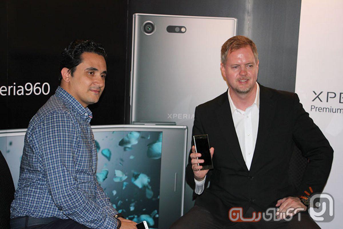 مصاحبه اختصاصی با جیسون اسمیت، مدیر کل سونی موبایل در خاورمیانه