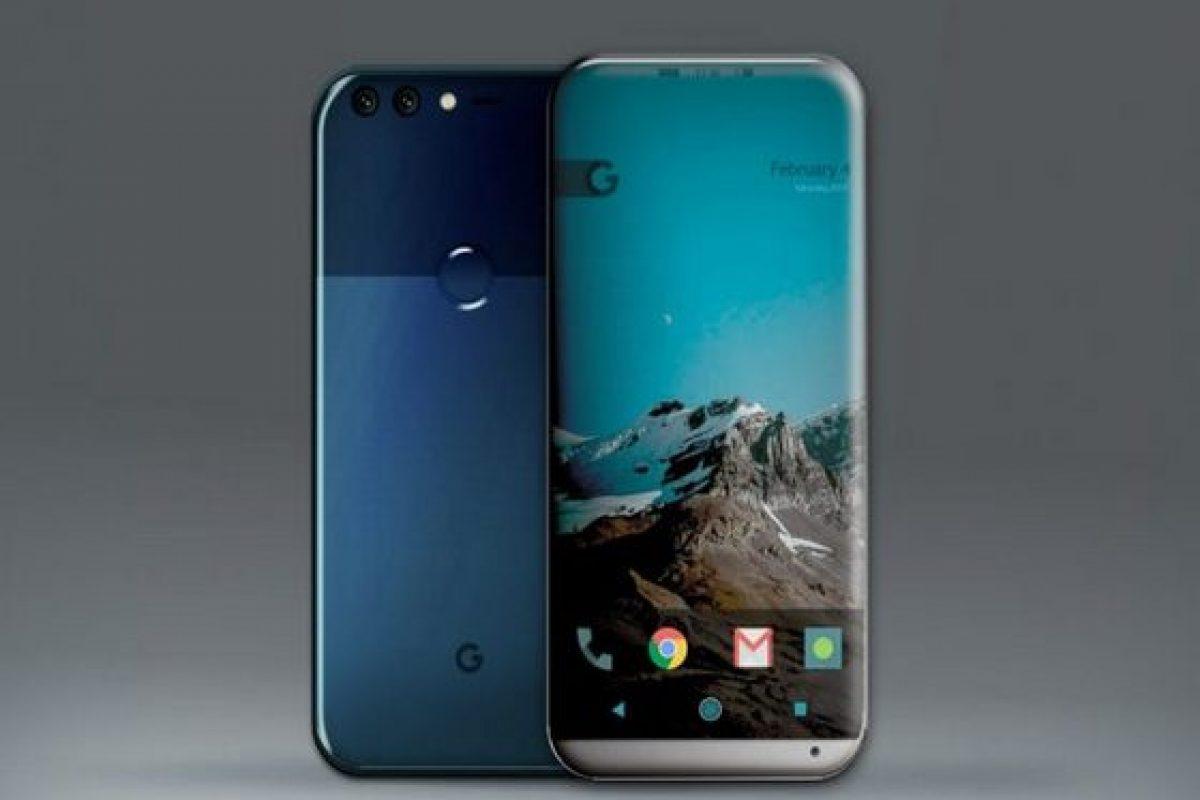 آیا گوگل در گوشی Pixel 2 از نمایشگری خمیده استفاده میکند؟!