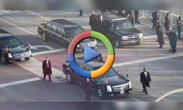 حقایقی عجیب در مورد خودروی دونالد ترامپ! (فیلم اختصاصی)