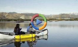 آشنایی با یک قایق ایمن و قابل حمل (ویدئو اختصاصی)