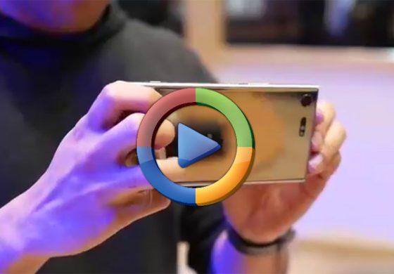 بررسی ضبط ویدئویی بسیار آهسته در سونی اکسپریا XZ پریمیوم (ویدئوی اختصاصی)