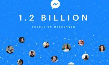 تعداد کاربران مسنجر فیسبوک اکنون به 1.2 میلیارد نفر رسیده است