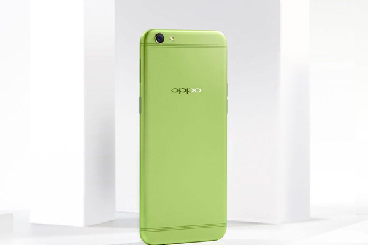 موجودی اوپو R9s سبز رنگ تنها دو دقیقه پس از عرضه به اتمام رسید!
