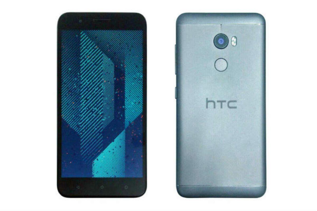انتشار تصویری جدید از HTC One X10 که به باتری بزرگتر آن اشاره میکند