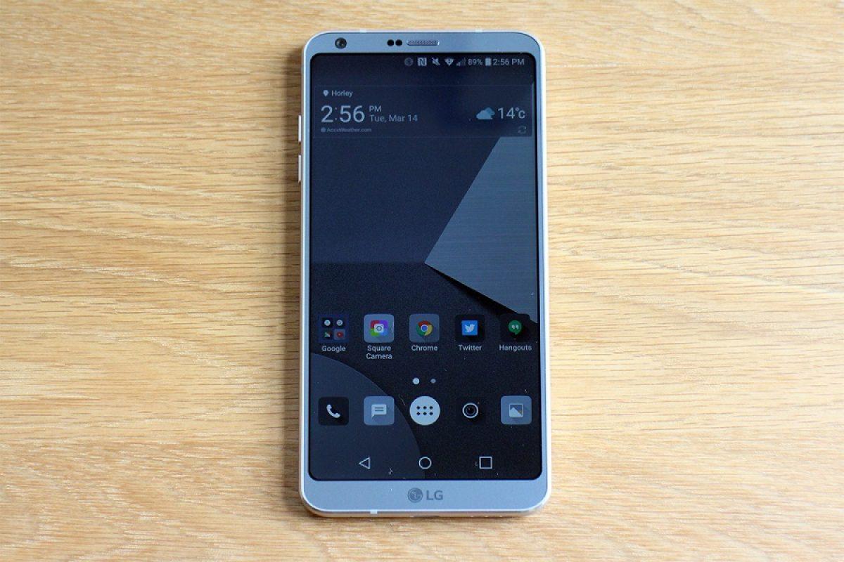 الجی G6 در این هفته بهصورت جهانی عرضه میشود