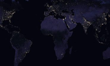 تصاویری از شب هنگام کره زمین که به تازگی توسط ناسا منتشر شد
