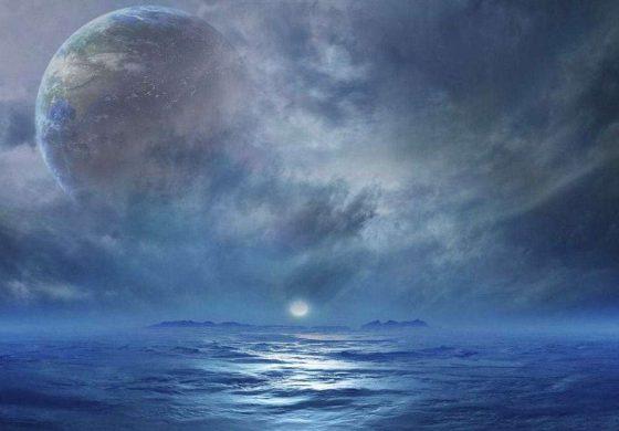 احتمالا بیشتر سیارههای قابل سکونت به صورت کامل توسط آب پوشیده شدهاند