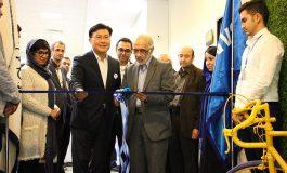 مرکز فناوری سامسونگ و دانشگاه امیرکبیر افتتاح شد