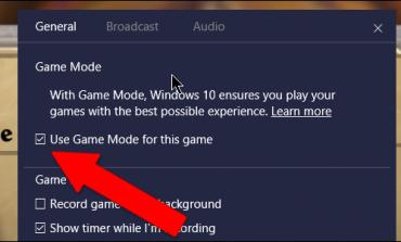 هر آنچه که باید در مورد قابلیت Game Mode ویندوز 10 بدانید