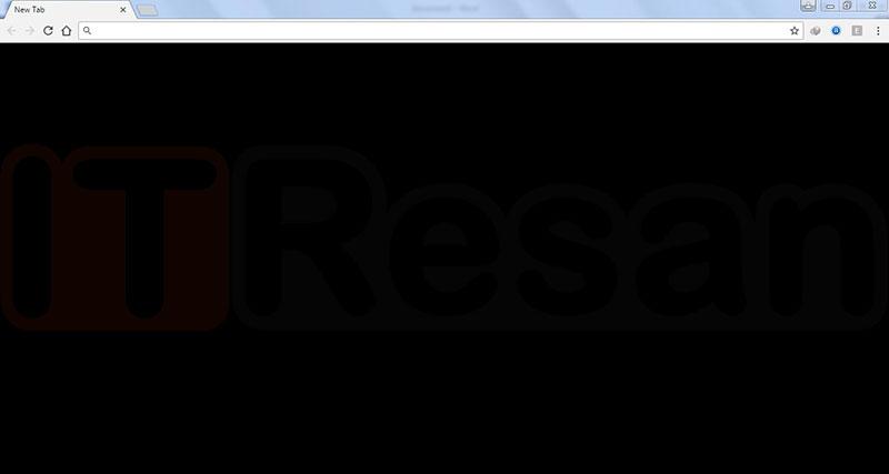 نحوه حذف صفحه علاقه مندی ها در گوگل کروم