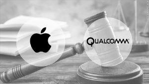 کوالکام خواهان جلوگیری از واردات آیفونهای اپل به خاک آمریکا است