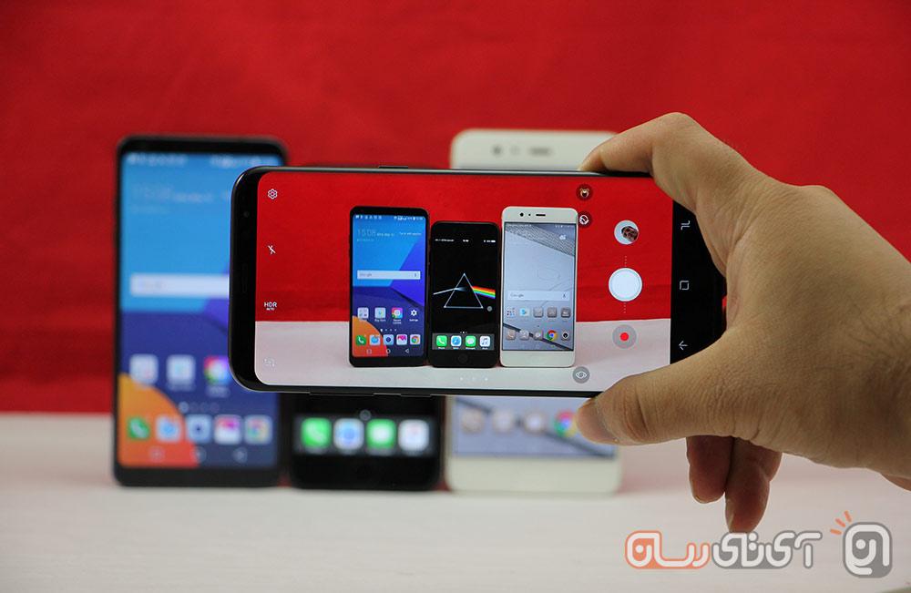 4-Flagship-Camera-Test-Mojtaba با بهترین گوشیهای موجود در بازار آشنا شوید (ویدئو اختصاصی)