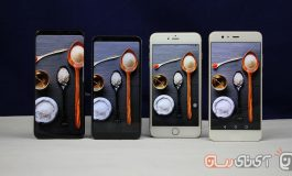 مقایسه نمایشگر 4 گوشی پرچمدار: گلکسی S8 پلاس، الجی G6، هواوی P10 پلاس و اپل آیفون 7 پلاس!