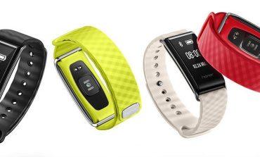 هواوی از نسل جدید دستبند هوشمند خود بهنام آنر Band A2 رونمایی کرد