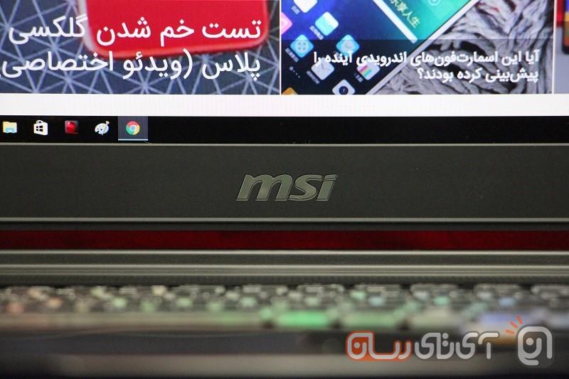 بررسی لپتاپ گیمینگ MSI GS73VR 7RF