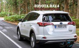 تویوتا RAV4: خودروی اقتصادی دیگران و لاکچری ایرانیان!
