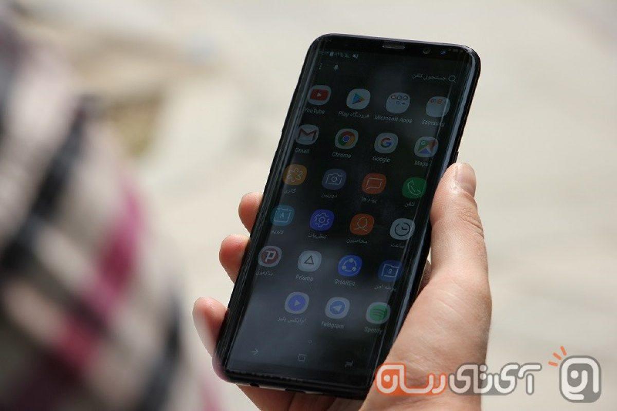 گلکسی S8 عنوان بهترین گوشی موجود در بازار را تصاحب کرد!