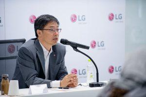 مصاحبه با مدیر عامل لوازم خانگی الجی در آسیا و خاورمیانه (گزارش از کره جنوبی)