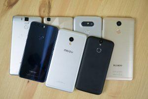 فروش گوشیهای هوشمند در سال ۲۰۱۷ میلادی ۳ درصد رشد خواهد داشت