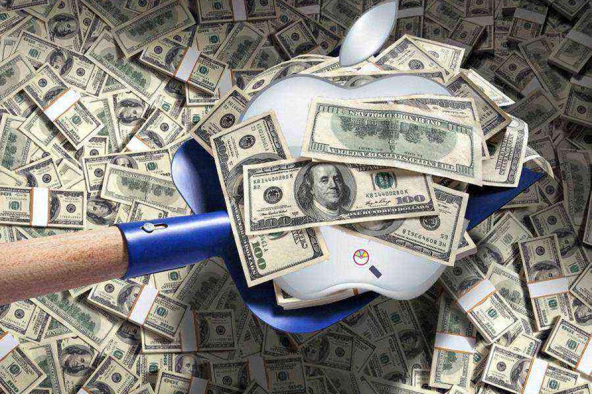 براساس مجله Fortune، اپل سودآورترین کمپانی در جهان است