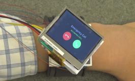 ساعت هوشمندی با امکان چرخش و نمایش بهتر اعلانها