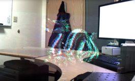 نمایشگر هولوگرافیک حقیقی مایکروسافت در عینک شما گنجانده میشود