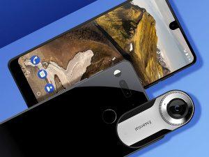 گوشی هوشمند Essential رسما معرفی شد؛ دستگاهی از آینده بدون حاشیه نمایشگر!