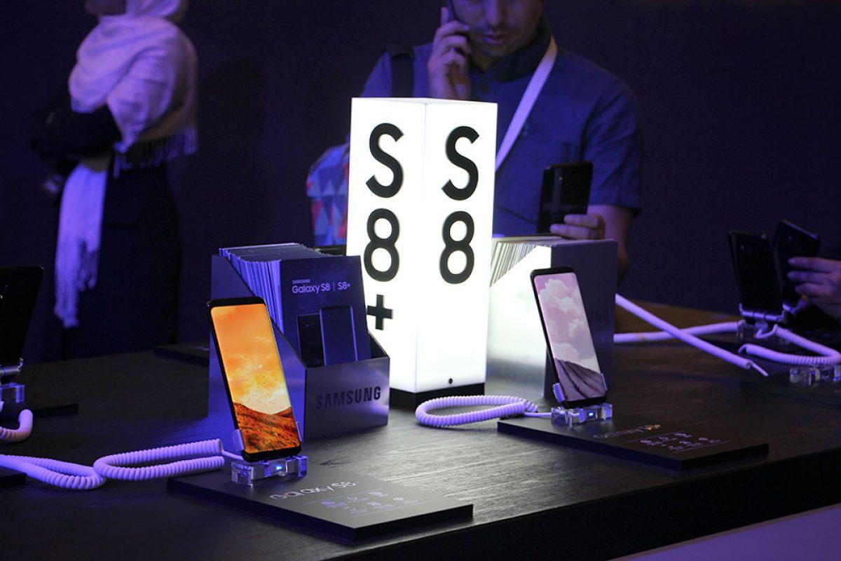 گوشیهای سامسونگ گلکسی S8 و S8 پلاس بهصورت رسمی در ایران رونمایی شد
