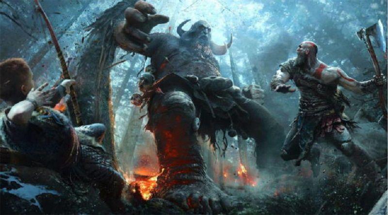 god-of-war-640x356 حالت جدید گیم پلاس در God Of War چالش جدیدی پیش روی طرفداران بازی ایجاد میکند
