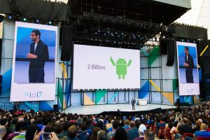 اندروید گوگل I/O