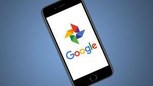 گوگل Photos در iOS