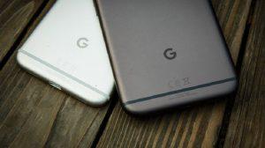گوشیهای جدید پیکسل با پردازنده اسنپدراگون ۸۳۵، ۴ گیگابایت رم و با سنسور اثر انگشت در پشت بدنه عرضه خواهند شد