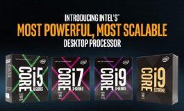 اینتل از پردازندههای سری Core X رونمایی کرد؛ منتظر Core i9 باشید