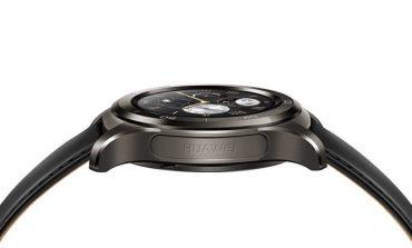 هواوی از ساعت هوشمند هواوی واچ 2 کلاسیک با بدنه فلزی و بند چرمی مشکی رونمایی کرد